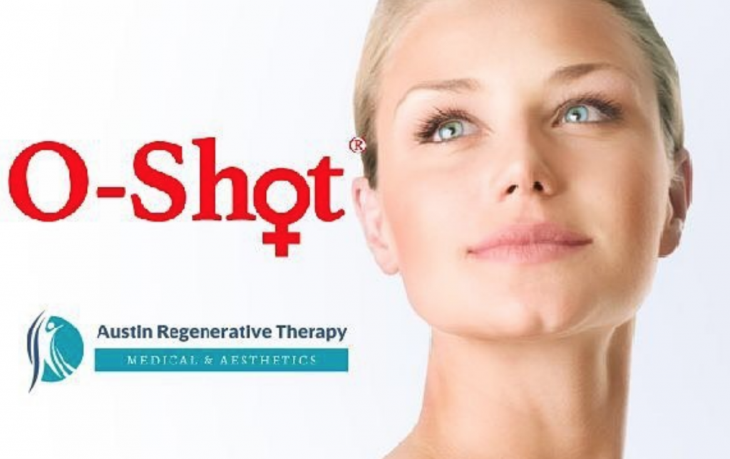 O-Shot for Female Sexual Optimization by Dr. Khahn Nguyen of Austin Regenerative Therapy